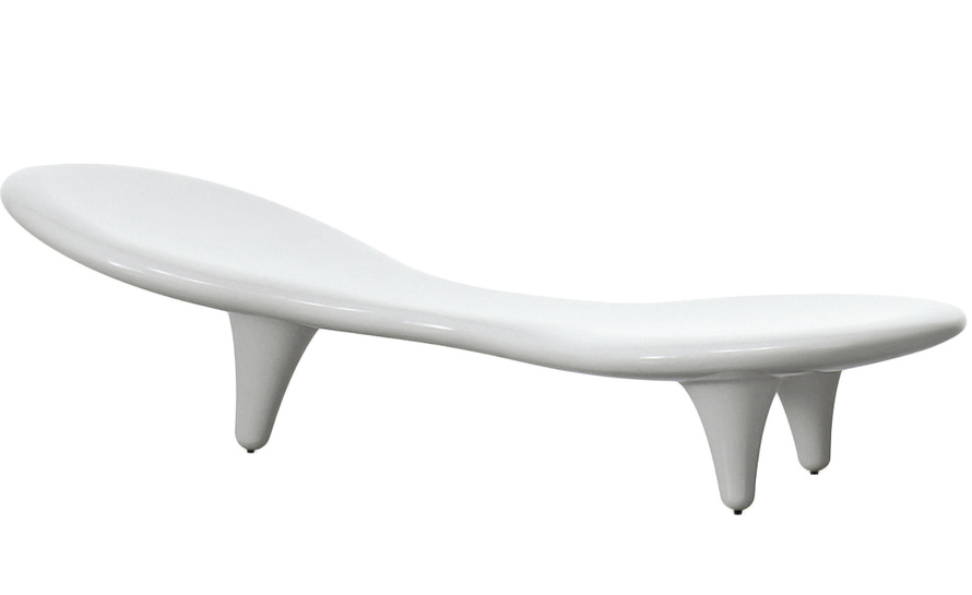 orgone chaise lounge