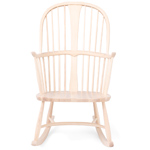 originals chairmakers rocking chair  - L. Ercolani