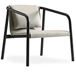 bernhardt oslo lounge chair  -