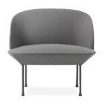 muuto oslo lounge chair  -