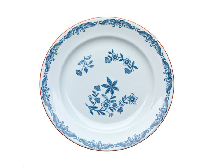 ostindia bread butter plate