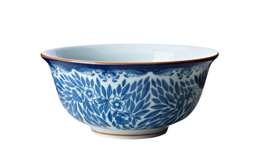 ostindia floris cereal bowl