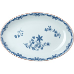ostindia oval serving dish  -