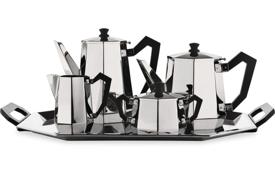 ottagonale coffee & tea set