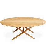 ovalette coffee table  -