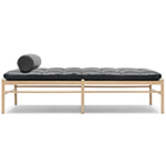 ole wanscher 150 daybed with neck pillow  -