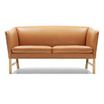 ole wanscher 602 2-seat sofa  -