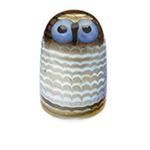 toikka owlet - Oiva Toikka - iittala