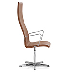 oxford high back chair - Arne Jacobsen - Fritz Hansen
