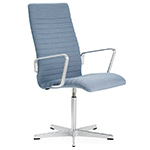 oxford premium medium back chair - Arne Jacobsen - Fritz Hansen