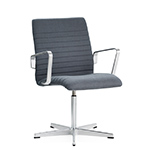 oxford premium low back chair - Arne Jacobsen - Fritz Hansen
