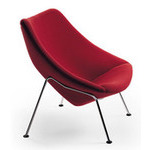 oyster lounge chair  -