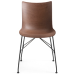 p/wood side chair - Philippe Starck - Kartell