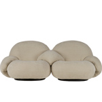 pacha 2 seat sofa with 3 armrests  -