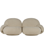 pacha 2 seat sofa with armrests  -