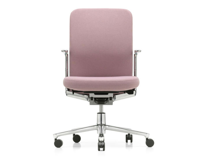 pacific chair with low backrest
