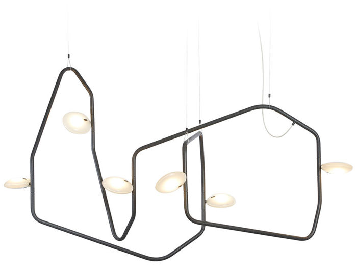 palindrome 6 chandelier