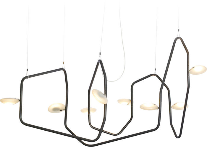 palindrome 8 chandelier