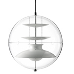 panto pendant suspension lamp - Verner Panton - VerPan aps