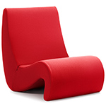 panton amoebe chair  -