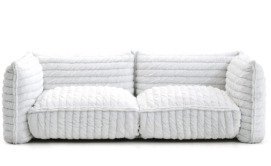 paper cloud 2-seat sofa