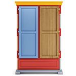 paper cupboard  -
