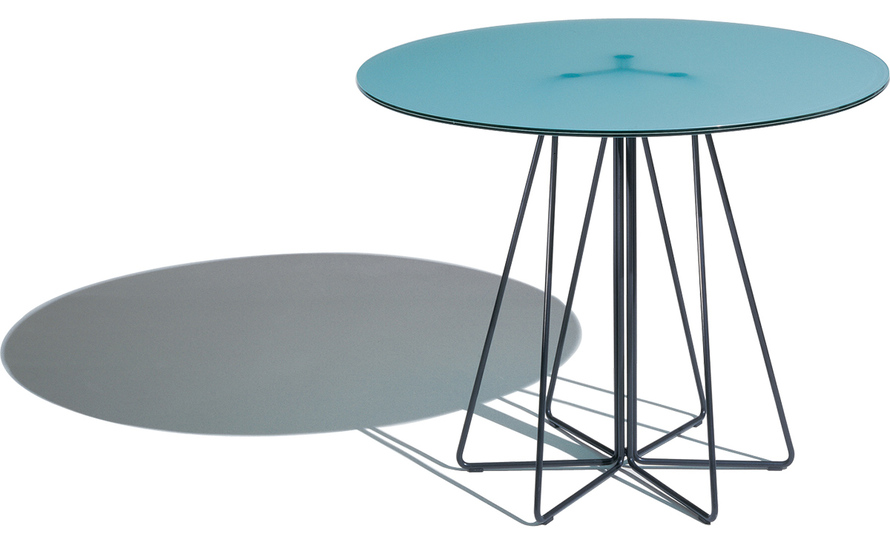 paperclip™ large round table