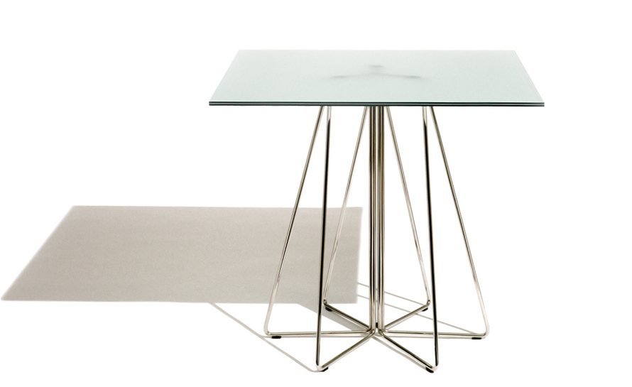 paperclip™ small square table