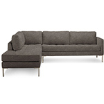 paramount sectional  - blu dot