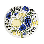 paratiisi oval plate  -
