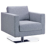 park swivel armchair  -