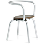 emeco parrish side chair - Konstantin Grcic - emeco