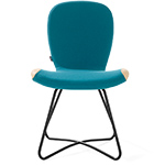 patch 01 chair with sled base  -