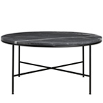 paul mccobb planner circular coffee table mc300  -