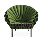 peacock chair  - Cappellini