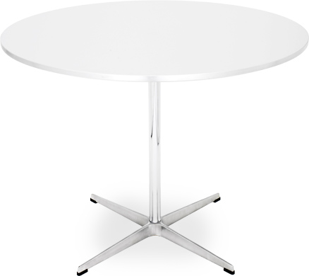 pedestal base circular top table