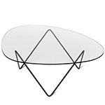 pedrera coffee table  - gubi