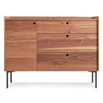 peek 1 door / 3 drawer credenza  -