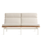 perch outdoor 2 seat sofa  -