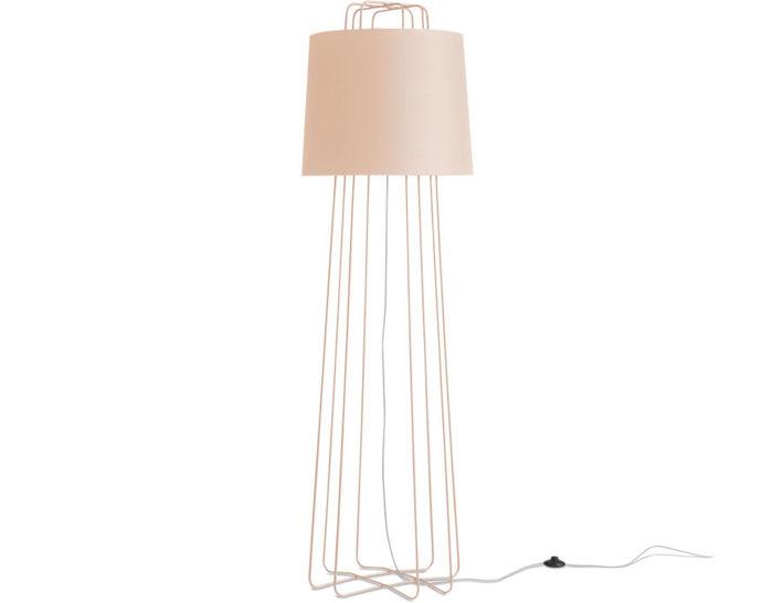 perimeter floor lamp. Black Bedroom Furniture Sets. Home Design Ideas