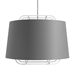 perimeter large pendant light  - blu dot