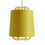 perimeter small pendant light  - blu dot