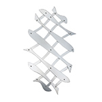 pescher expandable trivet  - Alessi