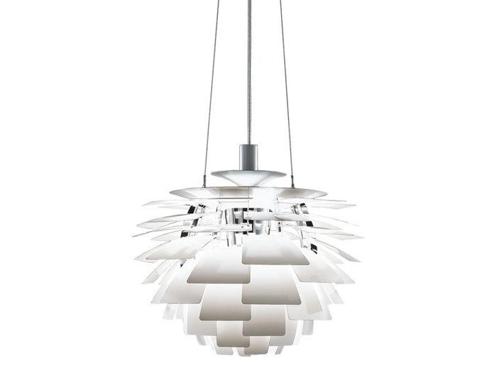 ph artichoke pendant lamp. Black Bedroom Furniture Sets. Home Design Ideas