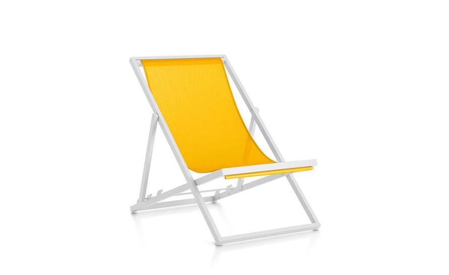 picnic deckchair bicolor