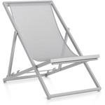 picnic deckchair monochrome  -