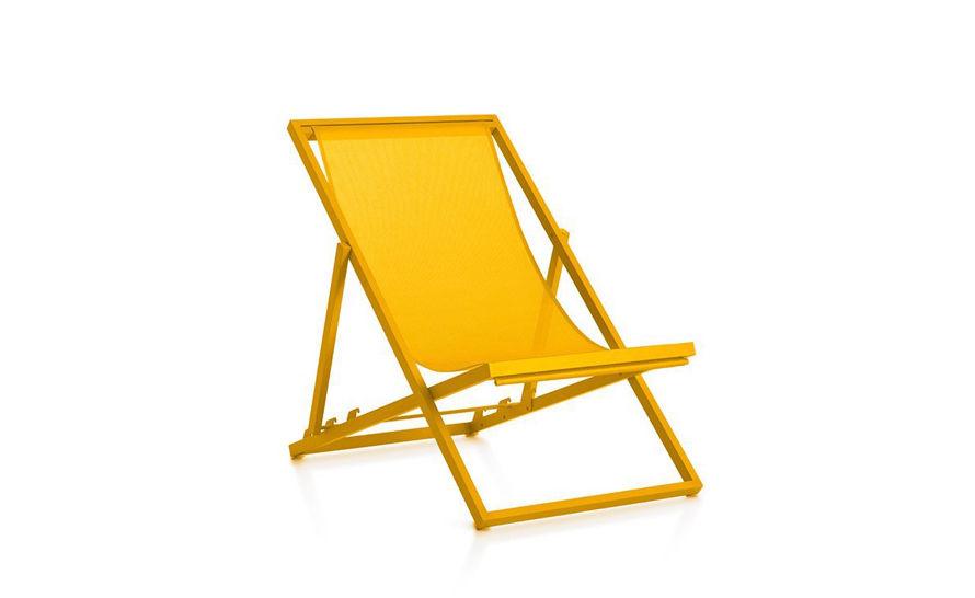 picnic deckchair monochrome