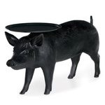 pig table  -