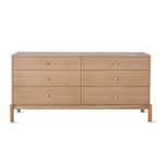 pillar low dresser  - Herman Miller