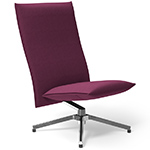 pilot high back lounge chair  -